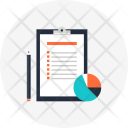 Analysis Business Check Icon