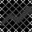 Arrow Chart Growth Icon
