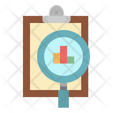 Analysis Analytics Chart Icon