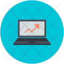 Analysis Monitoring System Icon