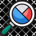 Pie Analysis Pie Monitoring Data Monitoring Icon