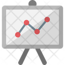Analysis Analytics Conference Icon