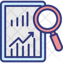 Analysis Business Solutions Market Analysis Icon