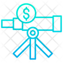 Analysis Business Vision Vision Icon
