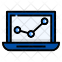 Analysis Data Visualization Icon