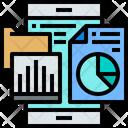 Analytics Analysis Report Icon