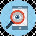 Analysis Seo Web Icon