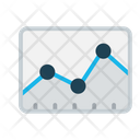 Analysis Report Data Research Icon