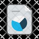 Analysis Report Document Icon