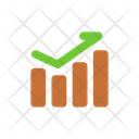 Analytic Business Chart Icon