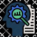 Analysis Statistical Analysis Assess Icon
