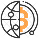 Analysis Business Currency Icon