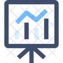 Results Report Analysis Icon