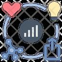 Gift Economy Data Icon