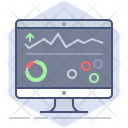 Analysis Charts Dashboard Icon