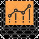 Analysis Strategy Marketing Icon