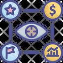 Analysis Business Forecast Icon