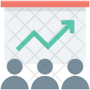 Analysis Analytics Meeting Icon