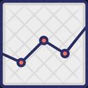 Graph Diagram Statistics Icon