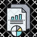 Analysis Analystics Pie Chart Icon
