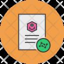 Analysis Statistics Document Icon