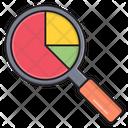 Analysis Marketing Graph Icon