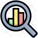 Analysis Analystic Graph Icon