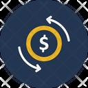 Analysis Analytics Dollar Icon