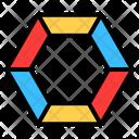 Hexahone Icon
