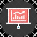 Analysis Analytics Presentation Icon