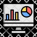 Analytics Graph Bar Graph Icon