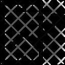 Analytics Stabilization Bars Icon