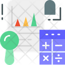 Analysis Account Analysis Business Analysis Icon