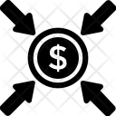 Analysis Dollar Value Icon