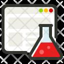 Analysis Website Web Icon