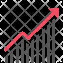 Analysis Report Chart Icon