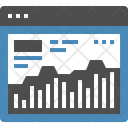 Analysis Analytics Graph Icon