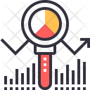 Analysis Research Data Icon