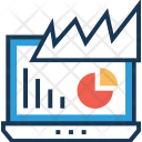 Graph Infographic Statistics Icon