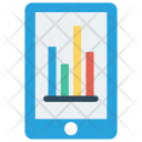 Analysis Mobile Chart Icon