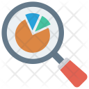 Analysis Research Graph Icon