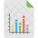 Statistical Analysis Ups Icon