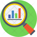 Analysis Stats Analytics Icon