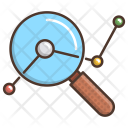 Analysis Strategy Business Icon