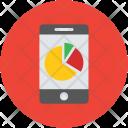 Mobile Screen Graphic Icon