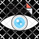Analysis Observe Eye Icon