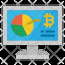 Market Bitcoin Monitor Icon