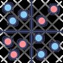 Chart Diagram Quadrant Icon