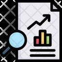 Analysis Data Analysis Report Analysis Chart Icon