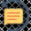 Internet Marketing Auto Responder Message Icon